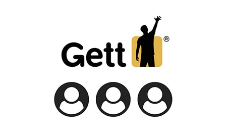 Блокировка в Gett такси